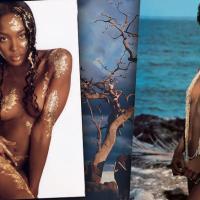 Δείτε γυμνές τις θεές της μόδας στο ημερολόγιο Pirelli