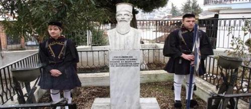 Αποτέλεσμα εικόνας για Μνημόσυνο Μακεδονομάχων