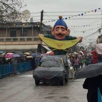 Καρναβάλι με βροχή στη Κρύα Βρύση